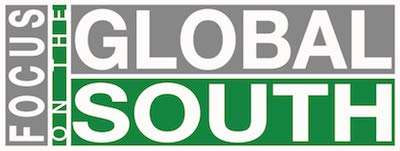 Logo Focus on the Global South