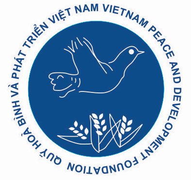 Logo Vietnam Peace and Development Foundation